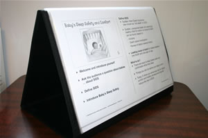 BESST Flip Chart Trainer Side with Speaking Notes